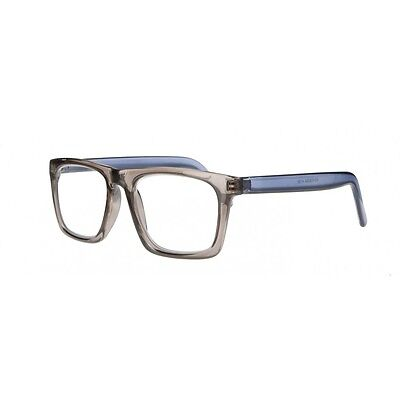 Brocklesby Grey/Blue Reading Glasses