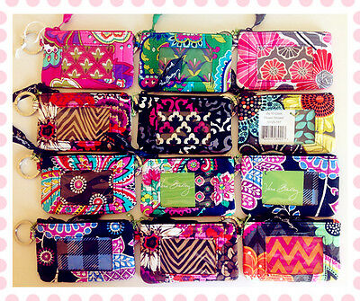 **NWT**VERA BRADLEY** Zip Id Case ~(New Color Just Added!)~