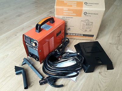 Welding Inverter Welder by Schwartzmann JAPAN Technology IGBT250 MMAARC FREE UK