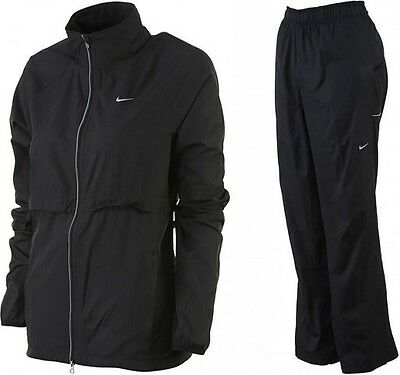 Nike Windfly Womens Warm Up Full Tracksuit Running Jogging Fitness BNWT