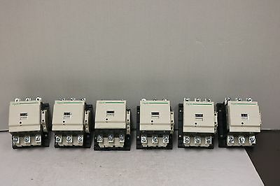 New Schneider Electric LC1D115 (With 120 Volt Coil) No Box   6 In Stock