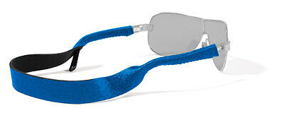 Croakies XL Solid Color Navy Sunglass Sport Retainer NEW FREE SHIPPING