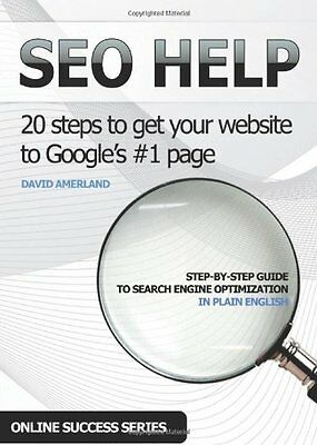 SEO Help: 20 Search Engine Optimization steps to get your website to Google's #1