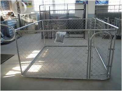Pet enclosure Dog Kennel  Run  Animal Fencing Fence Sheep Chicken Goat Cage