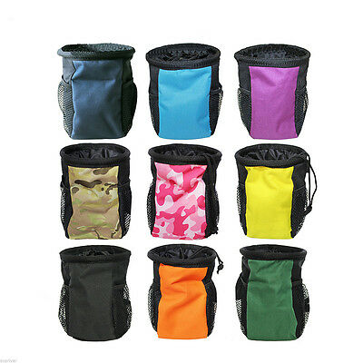 Pet Pouch Snack Carrier Training Food Treat Waist Bag for Cat Dog Puppy 8 Colour