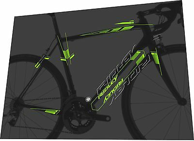 Pick Your Color Canyon Bikes Frame Decal Set USA Seller!