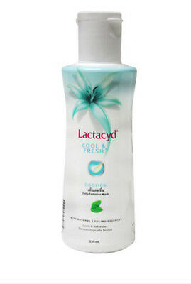 LACTACYD Cool & Fresh Cooling Daily Feminine Wash