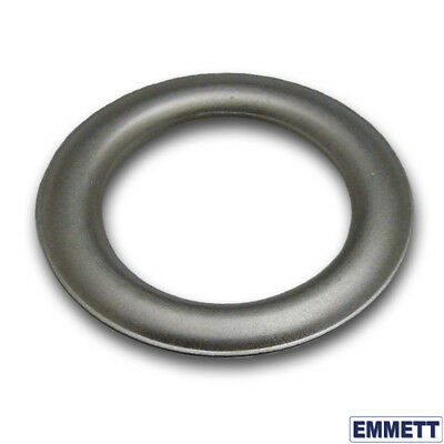 50mm Curtain Eyelets Pack Of 25 With 25 Nipple Washers
