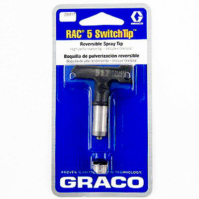 Graco 286317 RAC 5 Reversible Switch Tip for Airless Paint Spray Guns