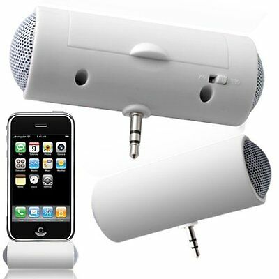 3.5mm Mini Portable Stereo Speaker for iPod iPhone MP4