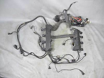 1997 BMW E38 740i M62 V8 Engine Wiring Harness Complete 9/96 to 5/97 USED  OEM