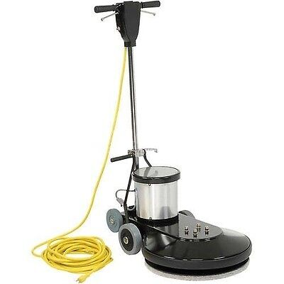 "Floor Burnisher - 1.5 HP - 1500 RPM - 20"" Deck Size - Commercial Duty Grade"