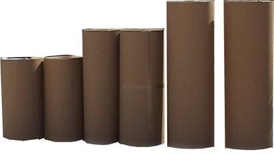 CORRUGATED CARDBOARD ROLL - 1525MM Wide X 50 linear meters in length
