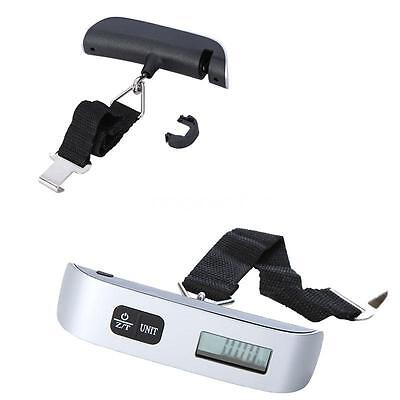 50KG Digital Travel Portable Hanging Weighing Luggage Scales Suitcase Bag