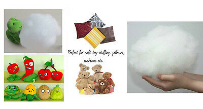 100% Carded Polyester Filling Hollow Fibre Toy Pillow Filling Cushion Stuffing