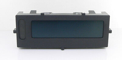 Renault Clio Trafic Kangoo Central Info Display Lcd Monitor Clock/uhr 280341078R