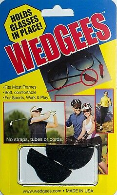 Wedgees Eyeglass Retainers and Eyewear Holders