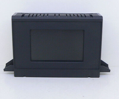 Opel Corsa D  Central Info Display Lcd Monitor Clock/uhr Lcd Gid 13265763