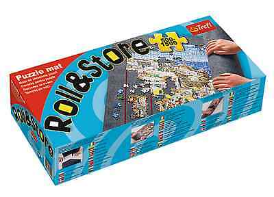 Jumbo Large 500-1500 Jigsaw Roll Up Store Puzzle Mat Tube Easy Portable Storage