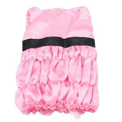 Handmade Pink Sleeveless Skirt Dress for 18 Inch American Girl Doll Clothes