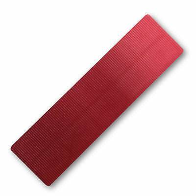 50 ~ 1000 6mm Window Glazing Packers Red Various Pack Sizes 28mm