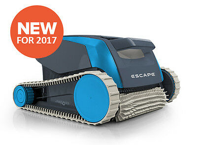 New 2017 Dolphin Escape Above Ground Robotic Pool Cleaner