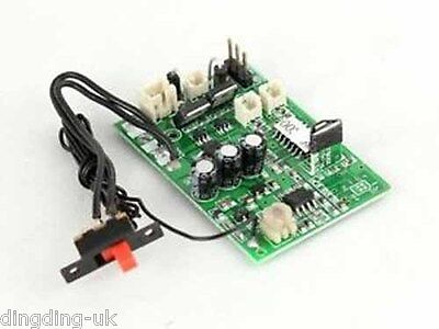 DOUBLE HORSE 9100 Helicopter parts circuit board PCB 40 Hz 9100-20 UK