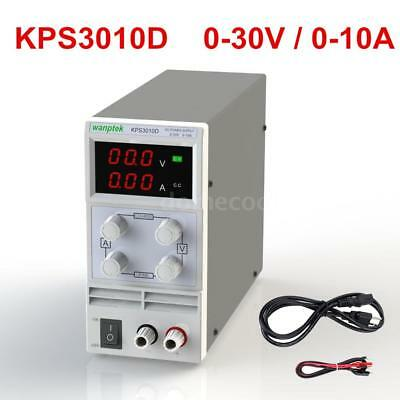 30V 5A Variable Adjustable Precision Digital DC Power Supply Dual LED Dispaly