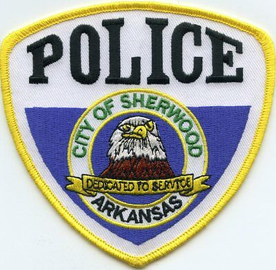 Sherwood Arkansas Ar Police Patch