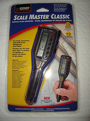 Calculated Industries - Scale Master Classic - Model 6026 v3.1 - New Never Used