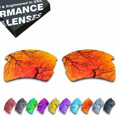 T.A.N Polarized Lenses Replacement for-Oakley Flak 2.0 XL-Multiple Options
