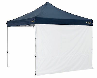 3 x OZtrail 3m Solid Wall Kit  shade - Deluxe Gazebo Pavilion Shelter Shade Outd