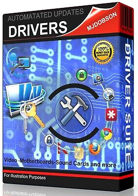 (Md143) 1,700,000 Windows Drivers Xp Vista 7 8 8.1 10 Software Repair Recovery