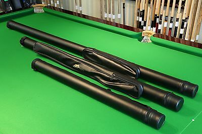 Zip Tube Snooker/Pool Cue Case, Hard Tube Case Division, Chesworth Cues