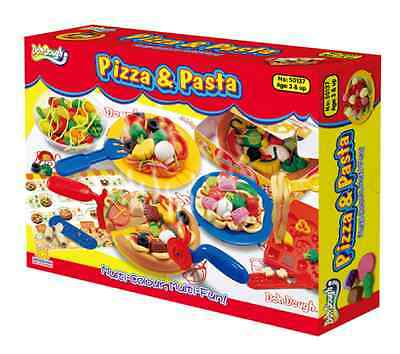Brand New Doh-dough play doh Pizza&Pasta playset 50137