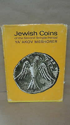 Jewish Coins Of The Second Temple Period By  Ya'akov Meshorer