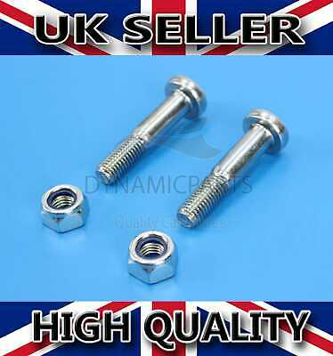 Ford Ka 1996-2008 Wishbone Suspension Arm Pinch Bolts Pair  Front
