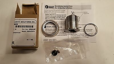 Stanley Security Solutions Best Mortise Cylinder 626 Finish Locksmith tested