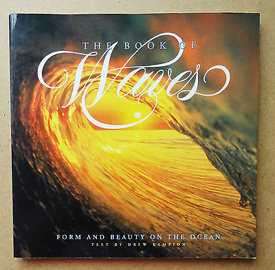 The Book Of Waves Form & Beauty On The Ocean Drew Kampion Surfing Book Surf