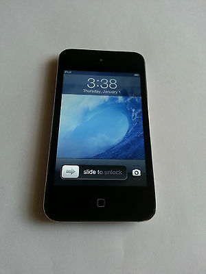 Apple iPod touch 4th Gen Black (32GB)