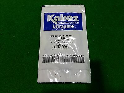 Kalrez AS-568A, K# 129 O-Ring Compound 4079UP, NEW