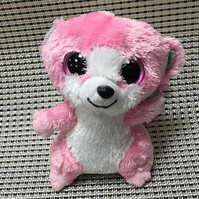TY BEANIES BOOS ~Bubblegum~Stuffed toy missing tags and tush tag PLEASE READ