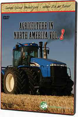 Agriculture in North America Vol. 2 DVD