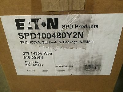 Eaton SPD100480Y2N Surge Protection Device