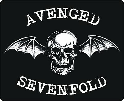 mp0919 Avenged Sevenfold Cool Mouse Pad Mat Office Products Computer