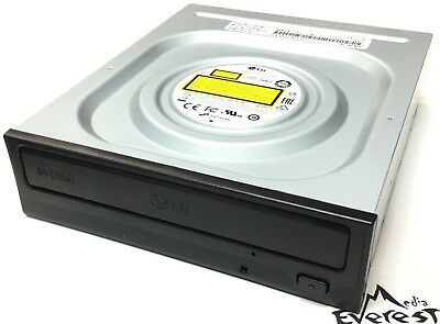 LG Internal SATA 24X DVD CD +/-R & RW DL DISC BURNER RE-Writer DRIVE OEM BULK