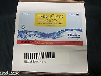 Plexaire - Hydroclear 3000 Automated Condensate Drain Cleaner (Hc3007)