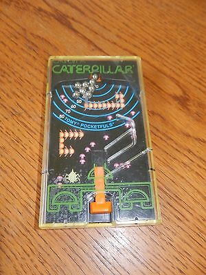 Vintage 1987 Tomy Pocketfuls Catch A Caterpillar Game