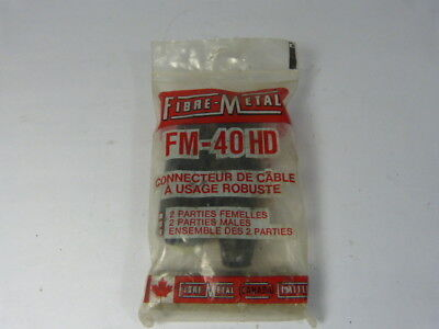 Fibre-Metal FM-40HD Universal Design Cable  NWB