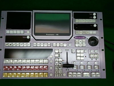 Miranda Presmaster 100 Master Control Switcher Pre-owned tested to power on